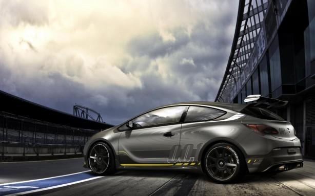 2014 Opel Astra OPC X-treme