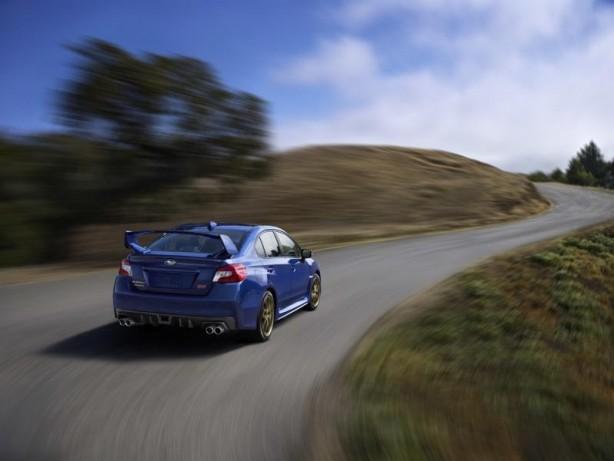 2015-Subaru-WRX-STI-rear