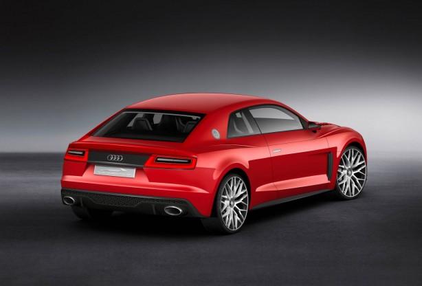 Audi Sport quattro laserlight concept rear