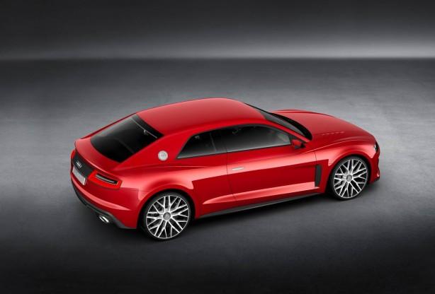Audi Sport quattro laserlight concept side