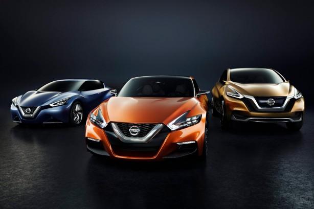 Nissan Sport Concepts