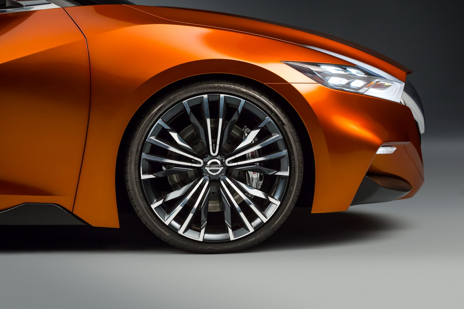 Nissan Cars - News: Sport Sedan Concept unveiled