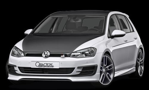 Volkswagen Golf 7 by Caractere