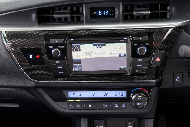 2014 Toyota Corolla Sedan ZR