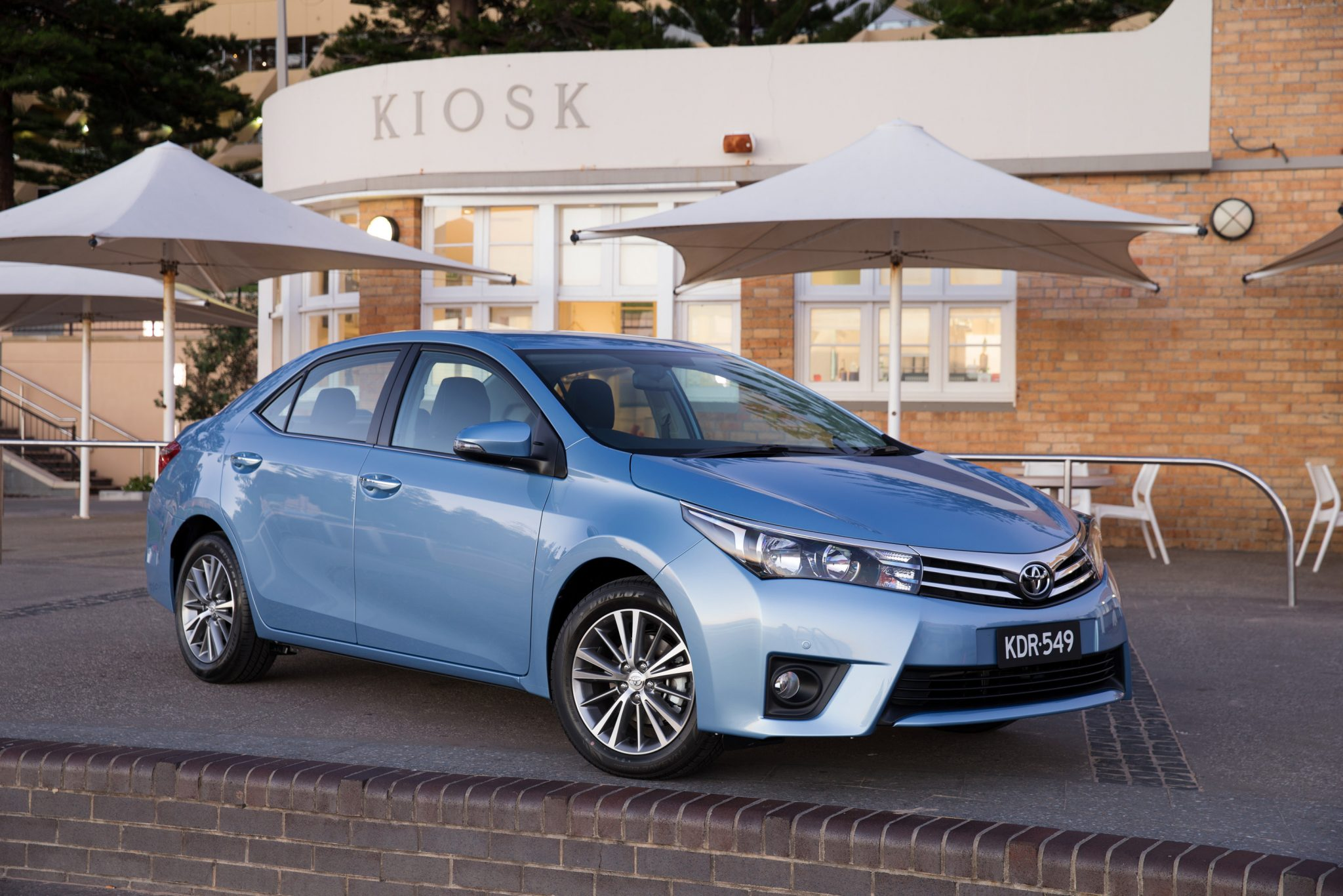 Toyota Cars News Corolla Sedan On Sale Now From 20 740