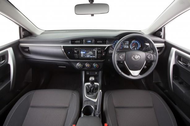 2014 Toyota Corolla Sedan SX