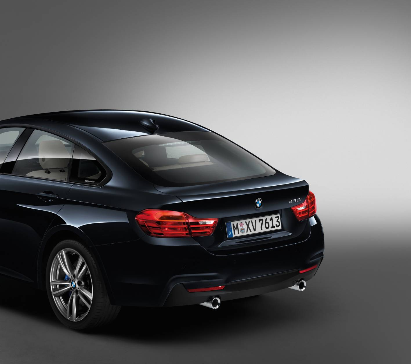 News: 4-Series Gran Coupé Officially Revealed