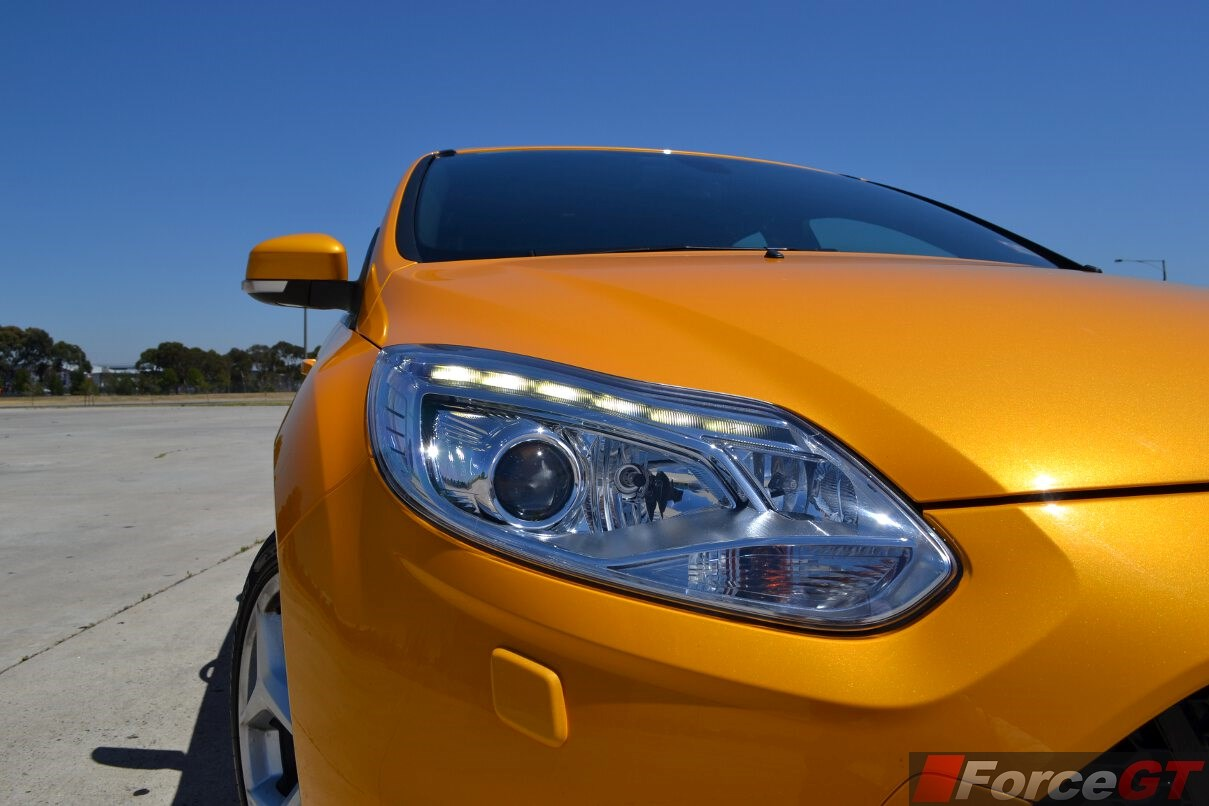 Toyota Ft-1 Price >> Ford Focus Review: 2014 Focus ST
