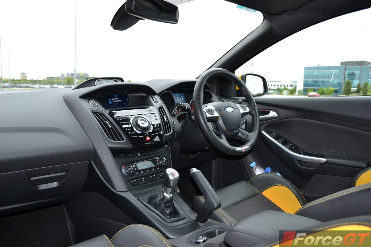 2014 Ford Focus St Interior Forcegt Com
