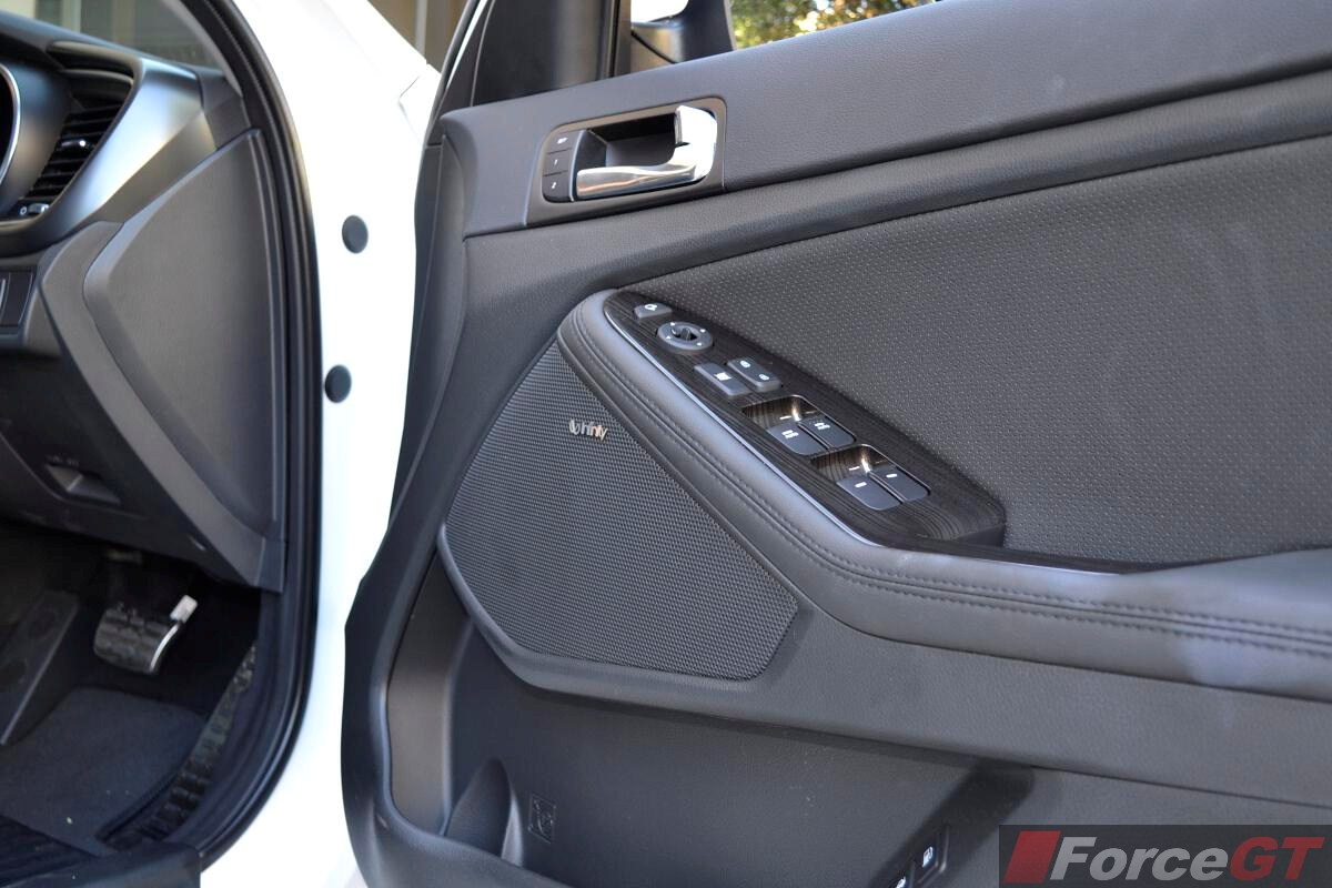2017 Kia Optima Review Platinum Infiniti Sound System