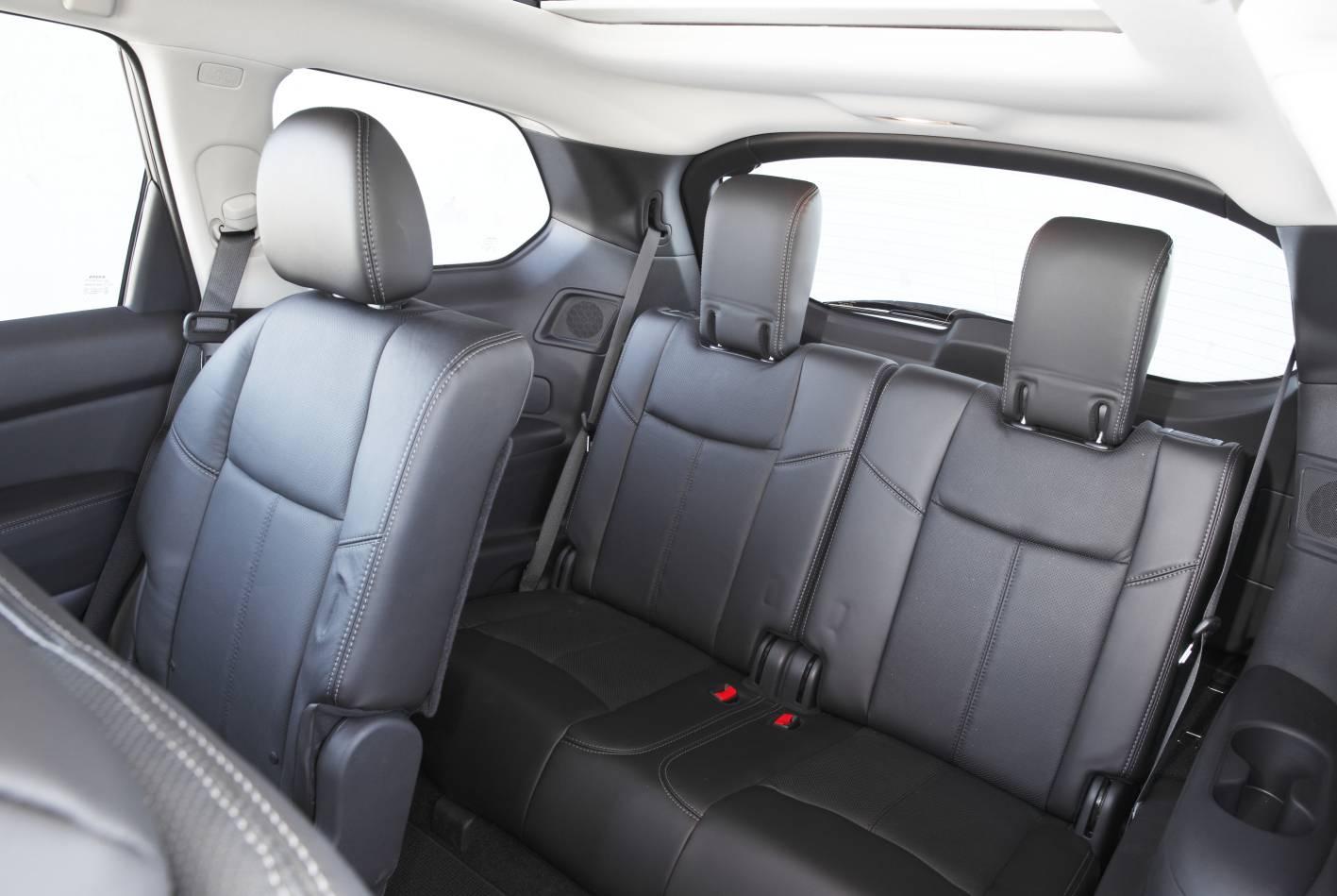 2014 Nissan Pathfinder third row seats - ForceGT.com