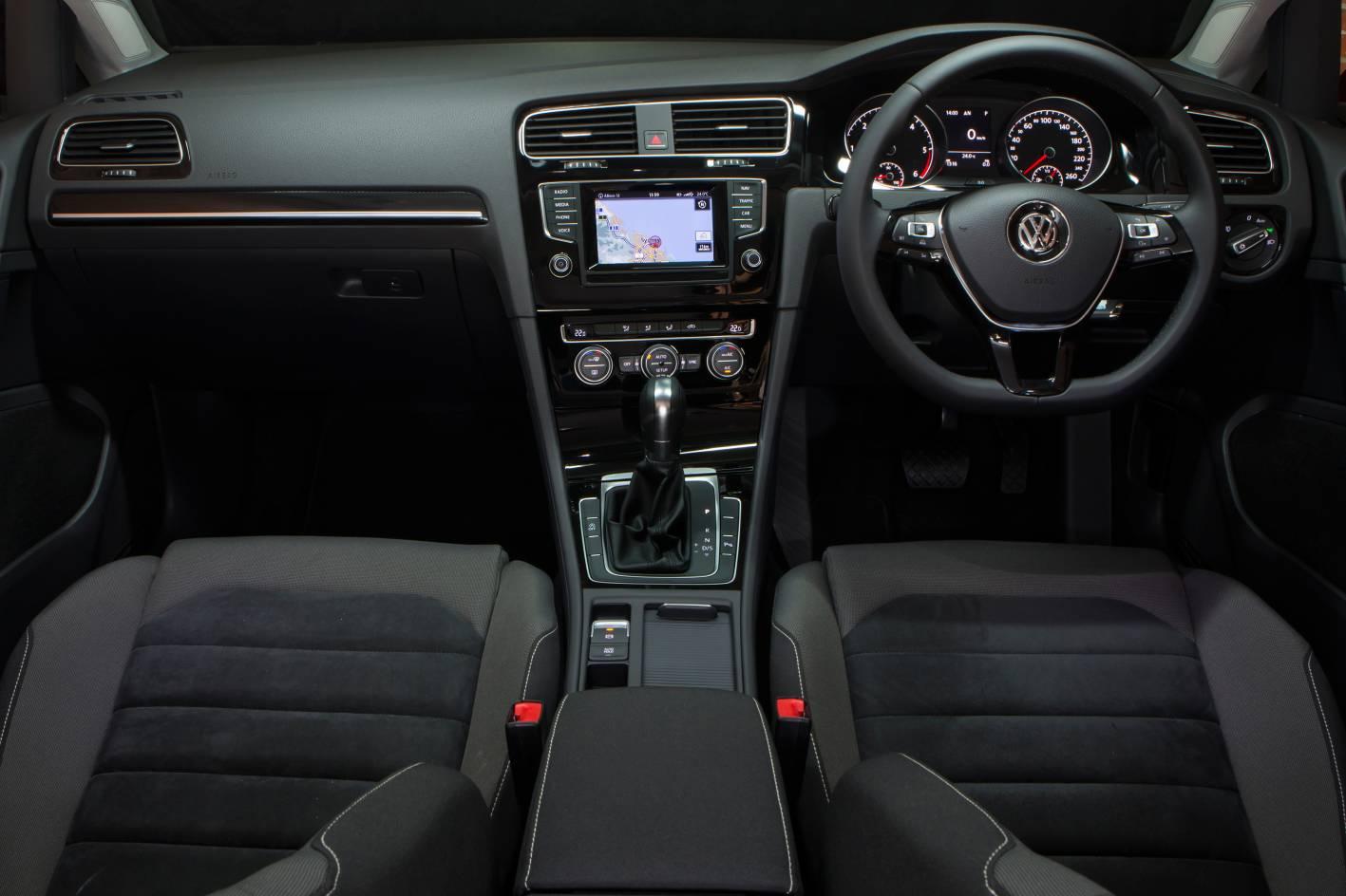 2014 Volkswagen Golf Wagon Interior Forcegt Com