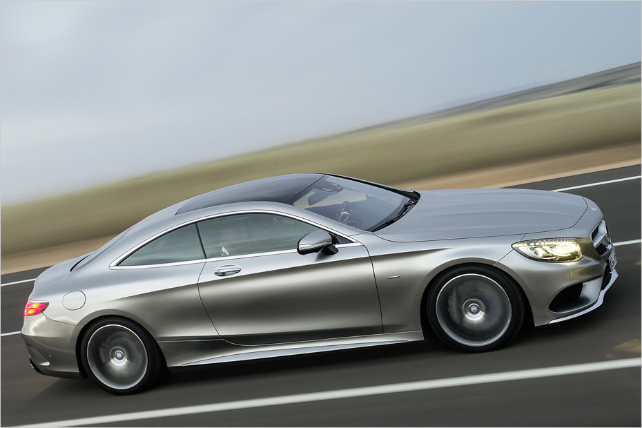 2017 Mercedes S Cl Coupe Official Rolling
