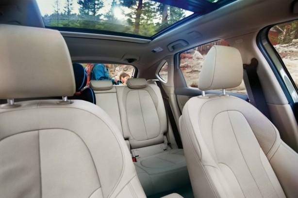 BMW 2-Series Active Tourer interior