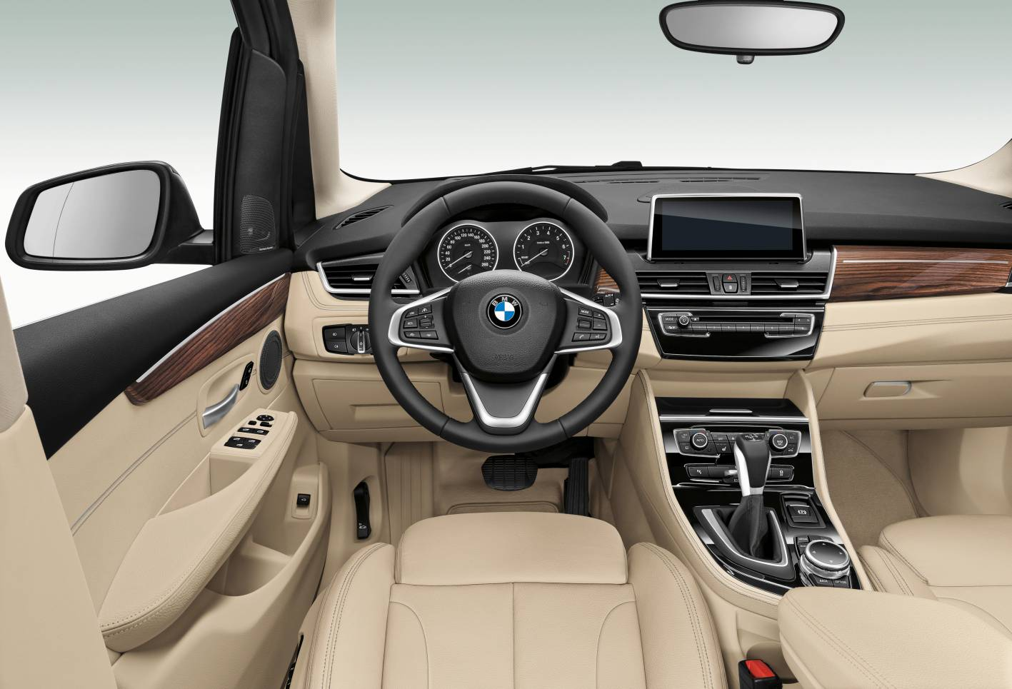 bmw 2 series active tourer pricing and specification announced. Black Bedroom Furniture Sets. Home Design Ideas