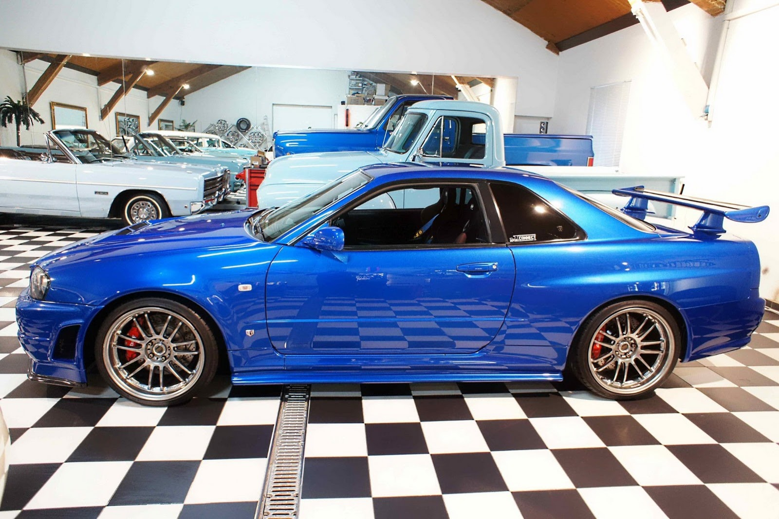 News: Paul Walker's Skyline GT-R For Sale