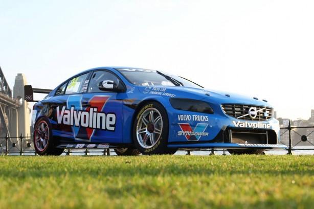 Volvo S60 V8 Supercar front quarter