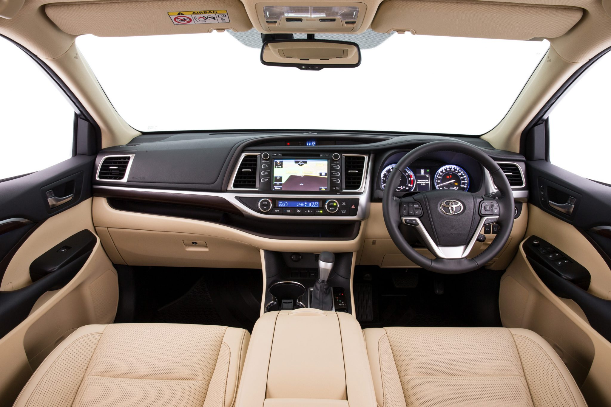 Toyota Cars - News: 3rd-generation Kluger pricing and specs