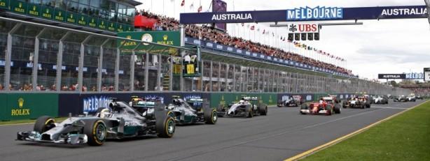 2014 Australian F1 Grand Prix