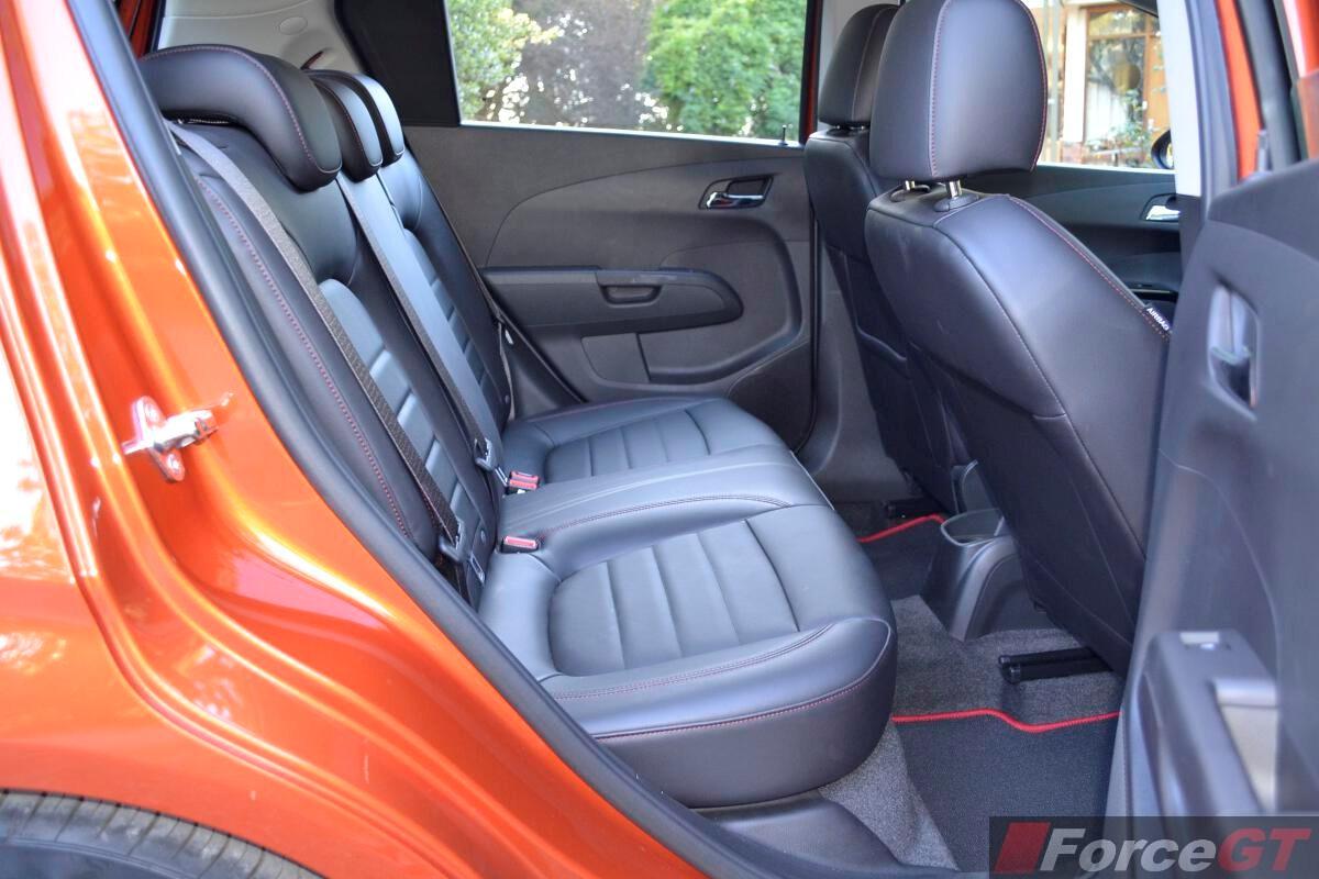 Holden Barina Review 2014 Barina Rs