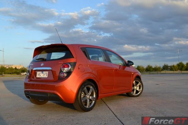 2014-Holden-Barina-RS-rear-quarter