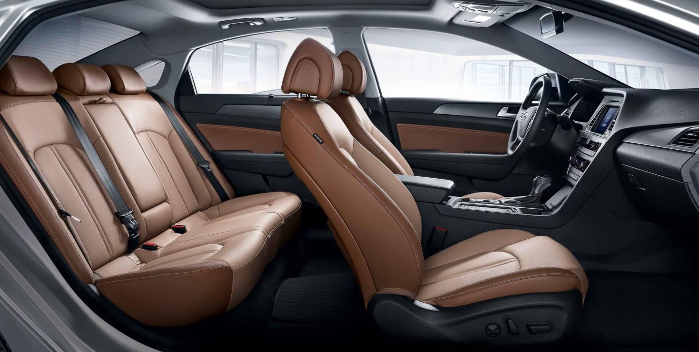 2014 Hyundai Sonata interior-1 - ForceGT.com