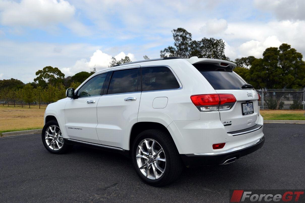 Jeep Grand Cherokee Review: 2014 Grand Cherokee Summit Diesel