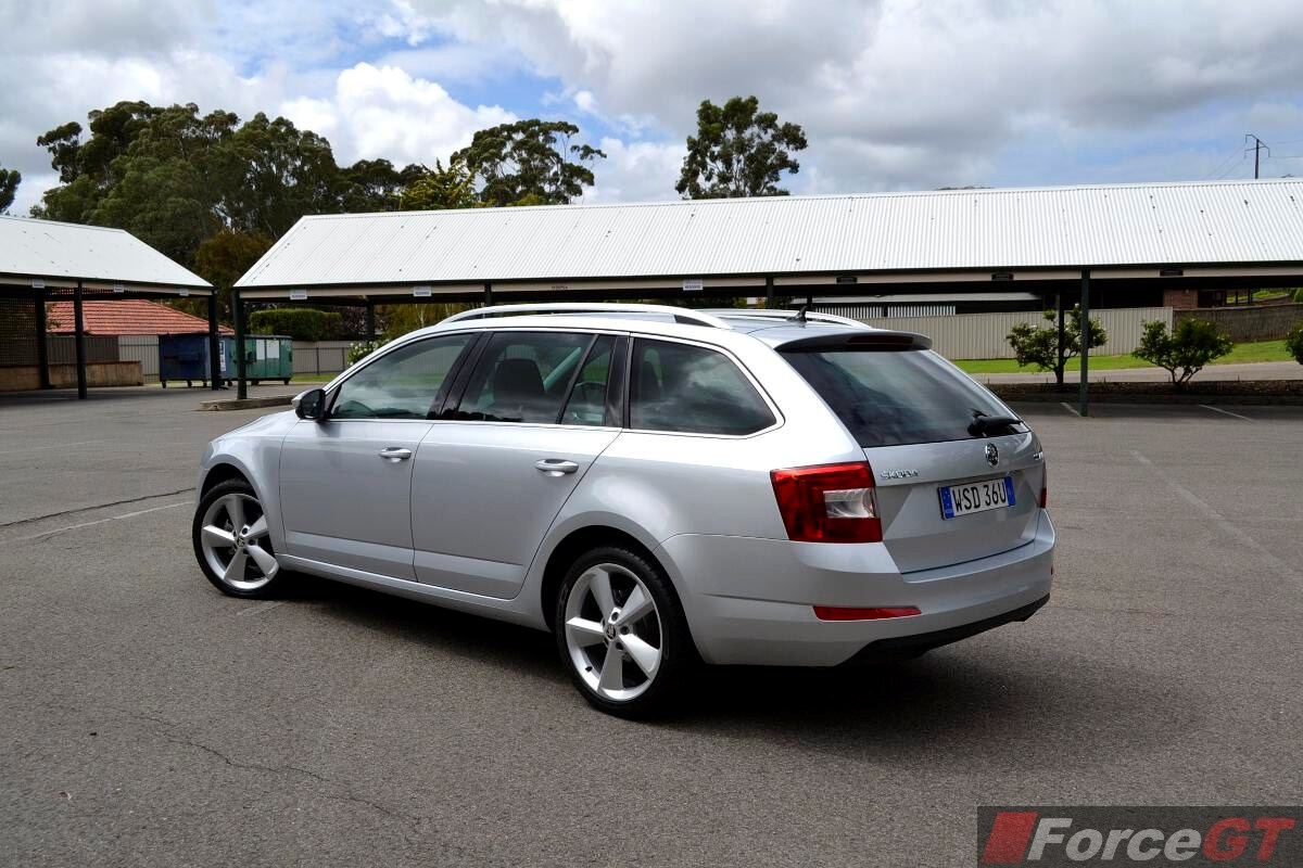 Skoda Octavia Review: 2014 Octavia Wagon