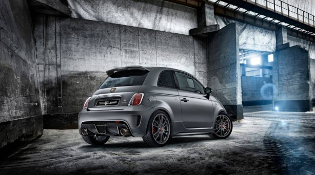 Abarth-695-Biposto-rear-quarter
