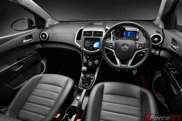 Holden-Barina-RS-interior-dashboard