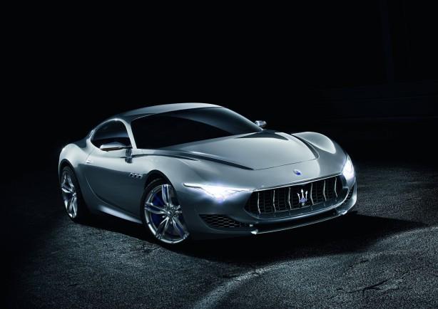 Maserati_Alfieri front quarter