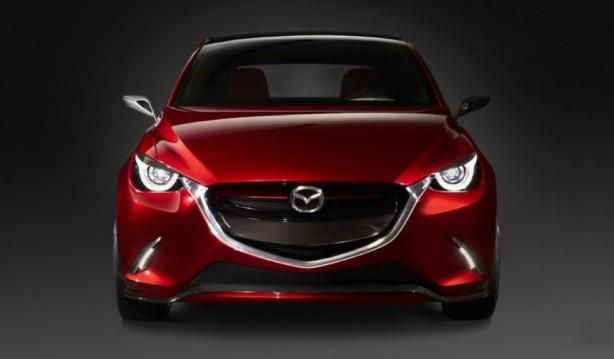 Mazda Hazumi Concept front