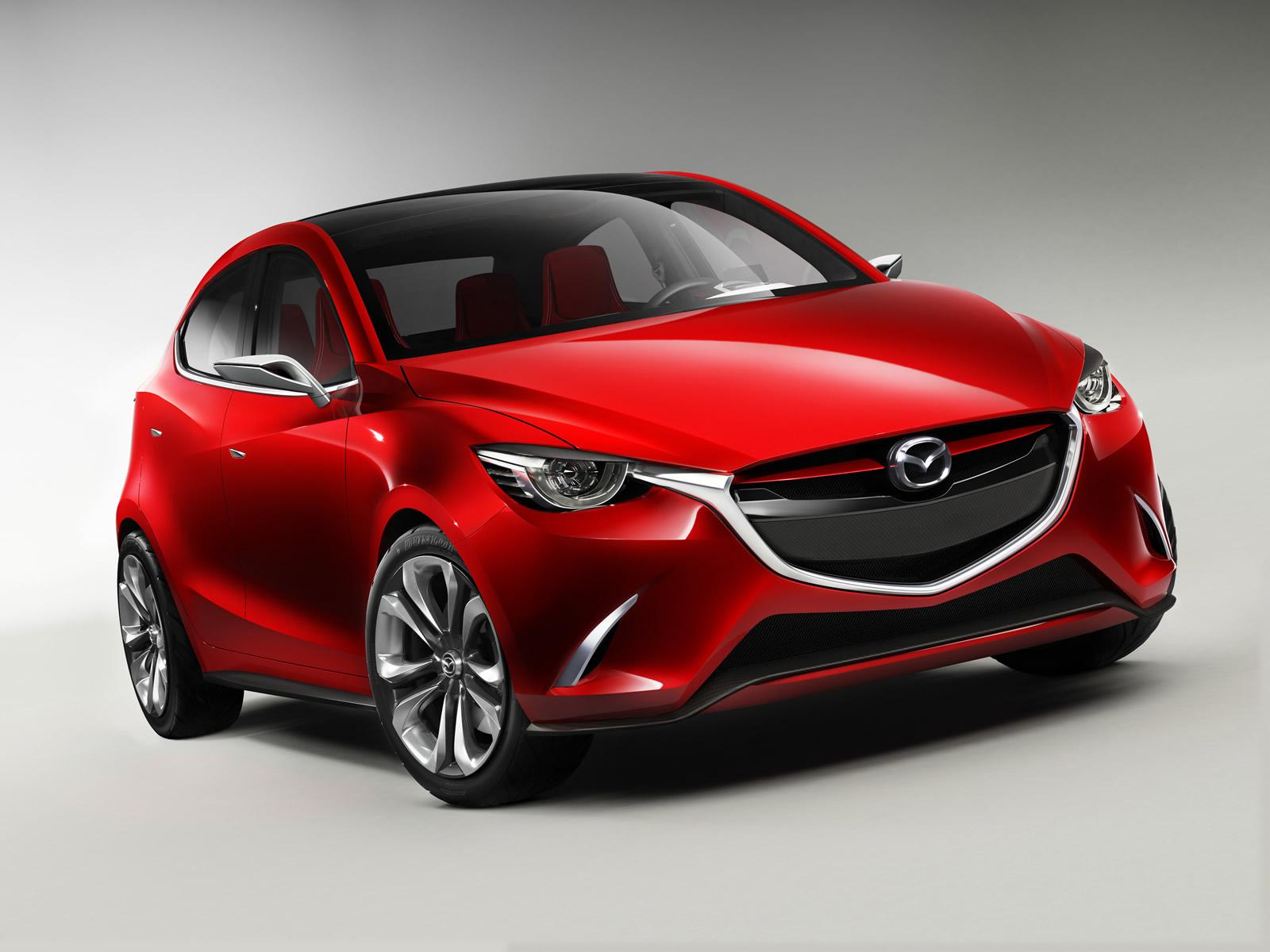 mazda cars news hazumi concept previews 2015 mazda2. Black Bedroom Furniture Sets. Home Design Ideas