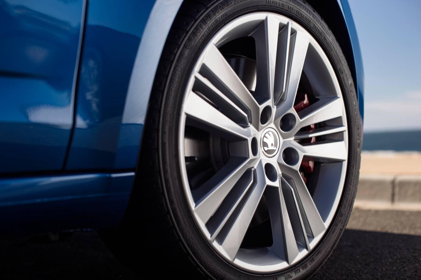 Skoda Octavia Rs 18 Inch Wheels Forcegt Com