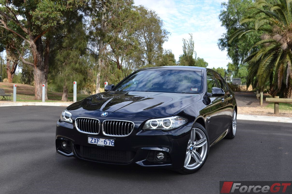 Bmw 5 Series Review 2014 Bmw 520d M Sport