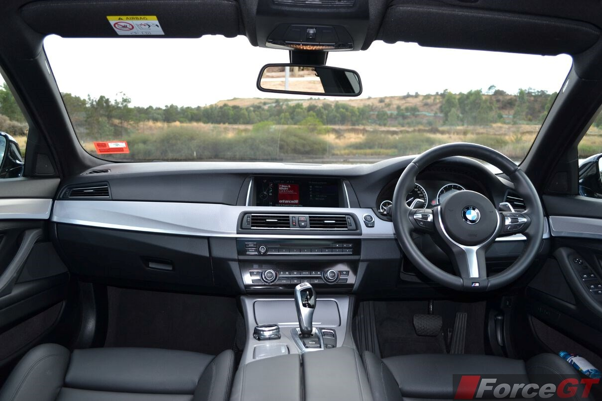 2014 Bmw 5 Series Lci Interior