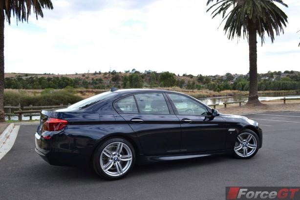 2014-BMW-5-Series-LCI-side