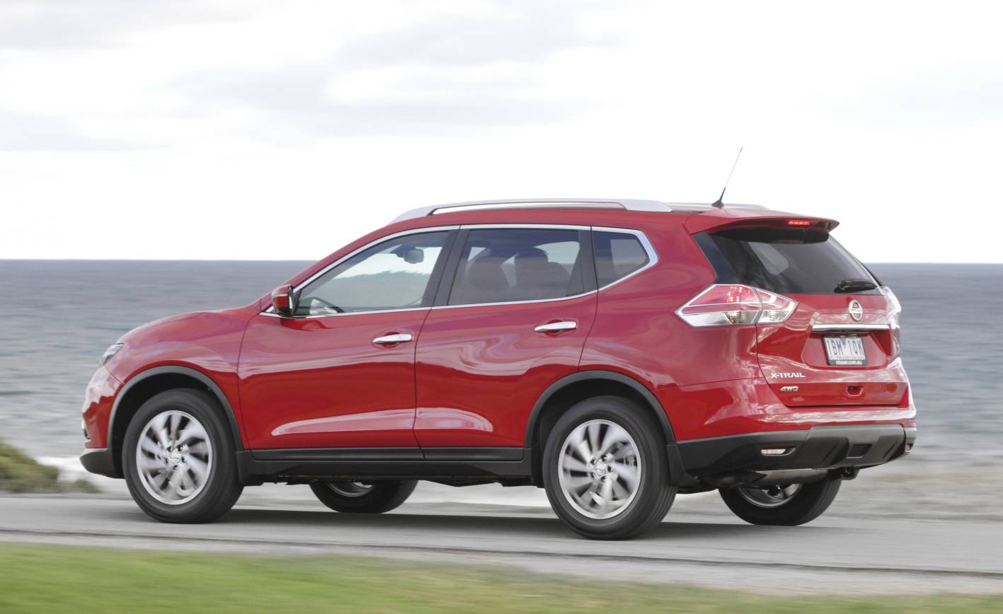 Nissan Cars - News: 2014 X-TRAIL pricing and specification ...