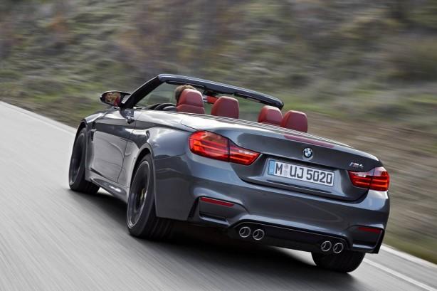 2015-BMW-M4-Convertible-rear-quarter