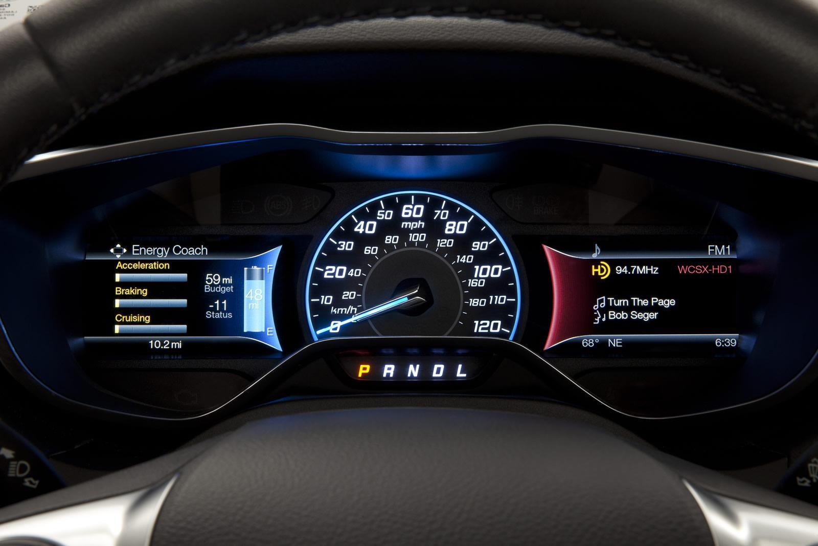 Ford Everest Facelift 2018 >> 2015-Ford-Focus-Sedan-facelift-instrument-cluster - ForceGT.com
