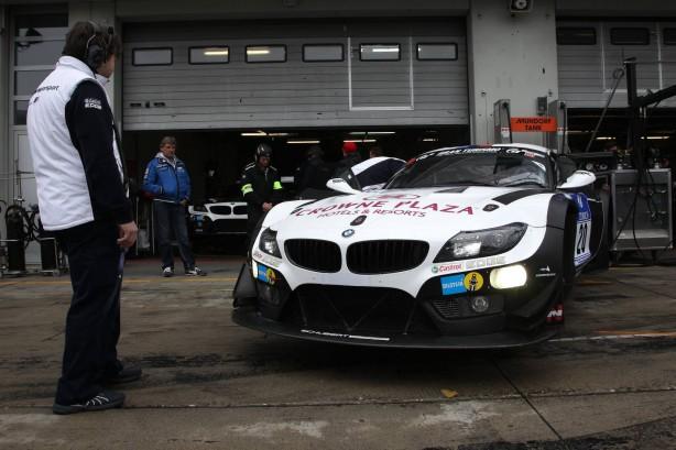 Motor Racing - ADAC Zurich 24 Hours Qualifying Race - Nurburgring, Germany