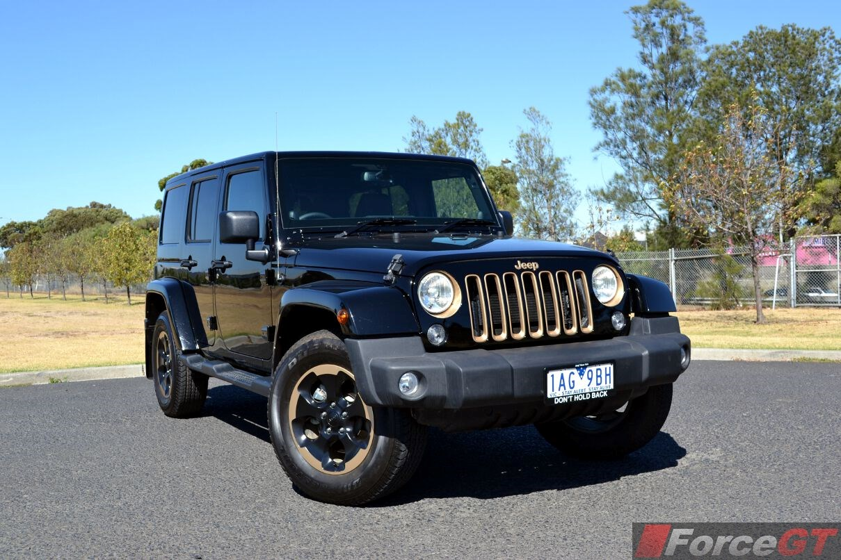 jeep wrangler review  wrangler dragon  special ops editions