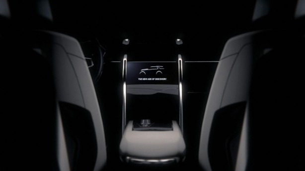 Land Rover Discovery Vision Concept teaser-2