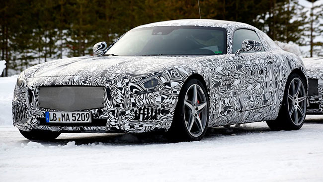 Volvo Slc >> Mercedes Cars - News: AMG GT to make way for SLS AMG in 2020