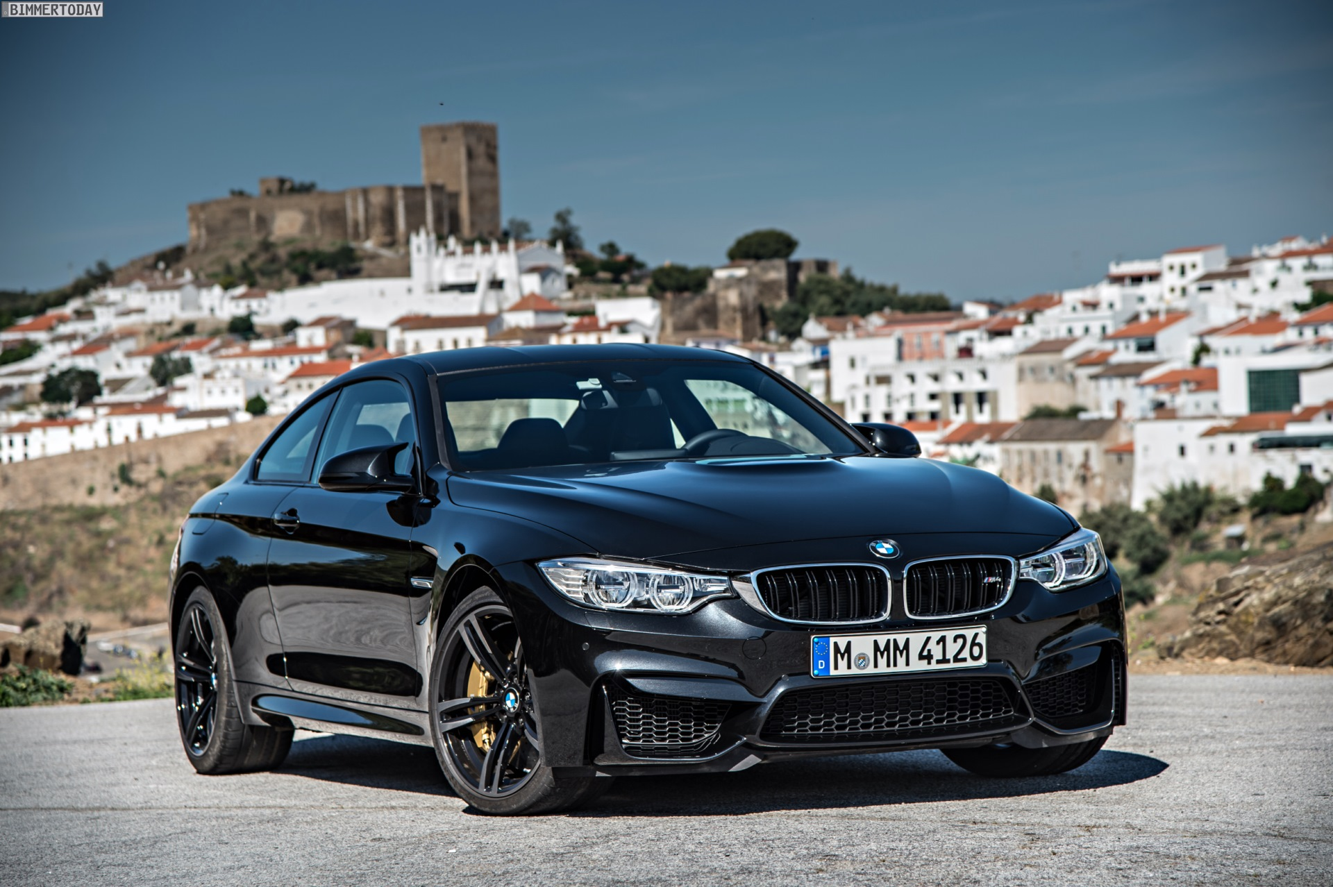 Bmw Cars Wallpapers Bmw M4 Coupe In Sapphire Black