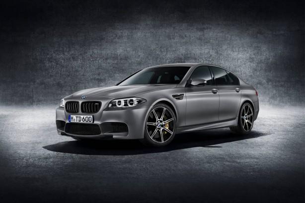 2014-BMW-M5-30th-Anniversary-Edition-front-quarter