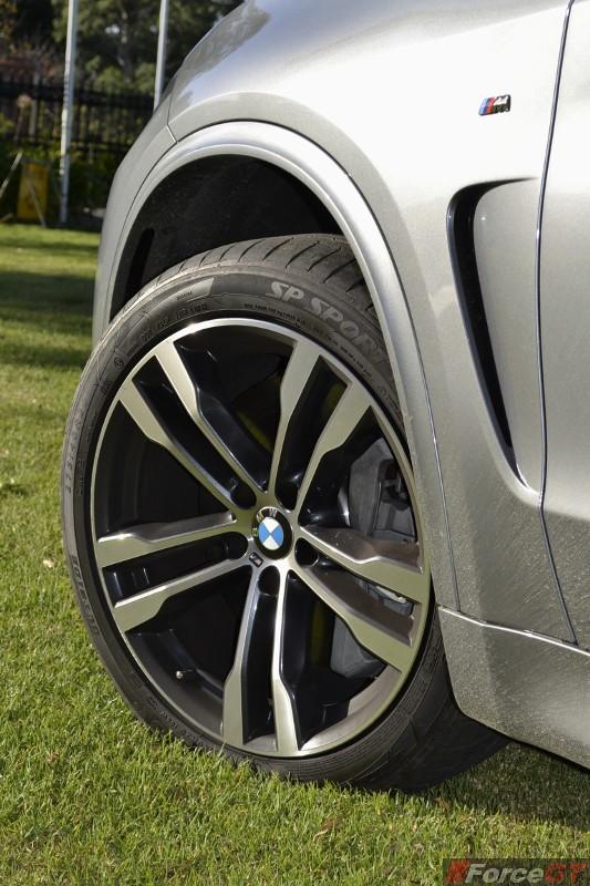 2014 BMW X5 M50d Air Breather