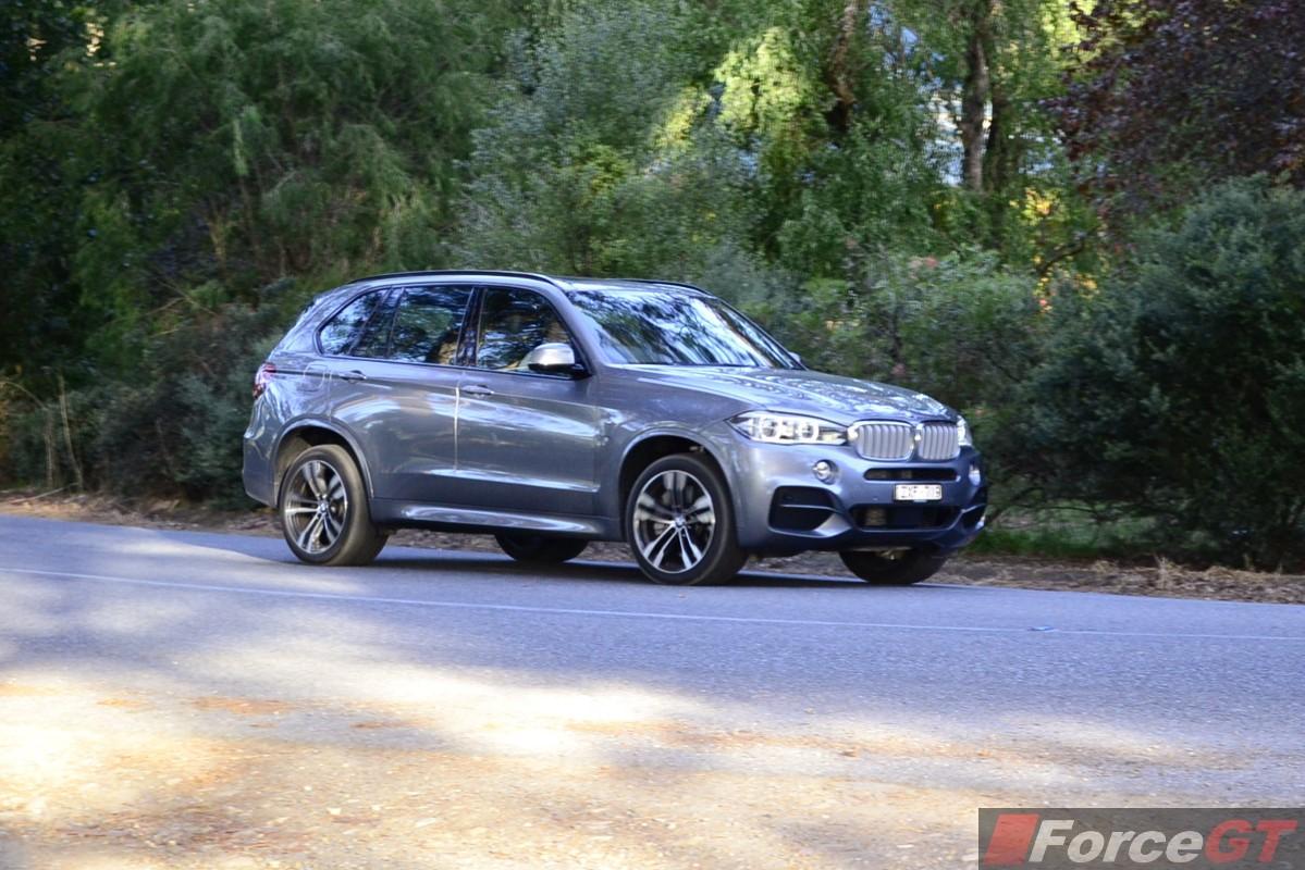 BMW X5 Review - 2014 X5 M50d