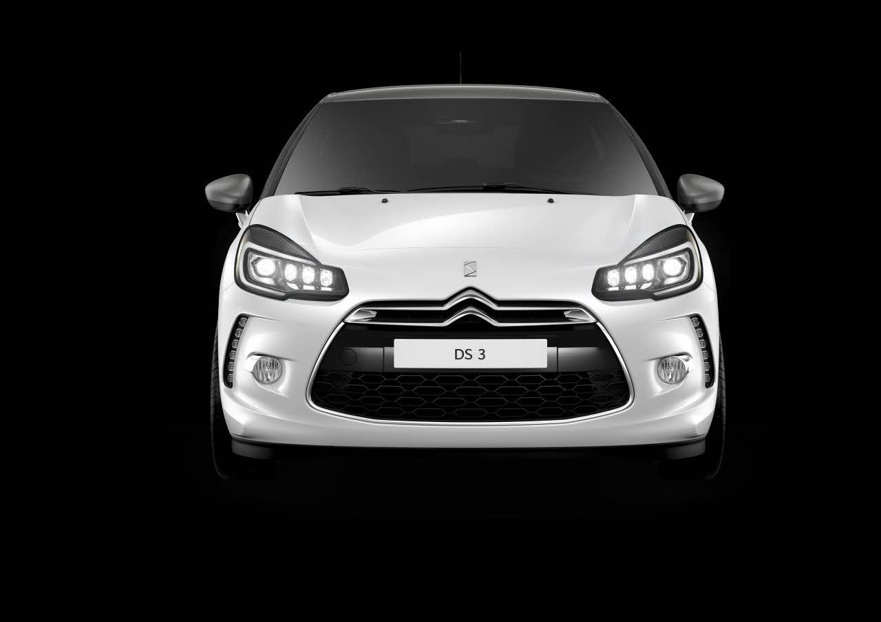 News: Facelifted 2015 DS3/DS3 Cabrio Unveiled