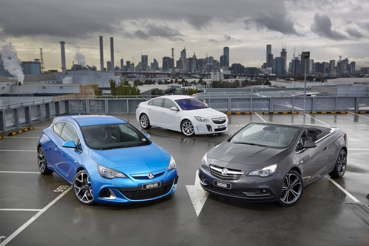 Holden to rebadge Opel cars, retain Lang Lang proving ground